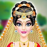 Salon de mariage indien: salon de mariage 2 jeu gratuit pour les filles (Kindle Tablet Edition) - Sofia Bride spa Makeover, habillage, maquillage et photo Fun Jour de mariage parfait: Celebrity Salon de mariage: Wedding Makeup Salon nuptiale
