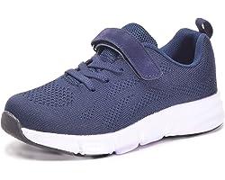 Chaussure de Course Sport Sneakers Basket Mode Garçon Fille Tennis Running Compétition Entraînement Chaussure Walking Shoes E