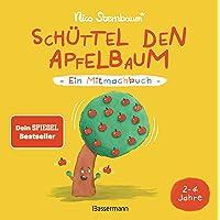 Schüttel den Apfelbaum - Ein Mitmachbuch. Für Kinder von 2 bis 4 Jahren: Zum Schütteln, Schaukeln, Pusten , Klopfen und…