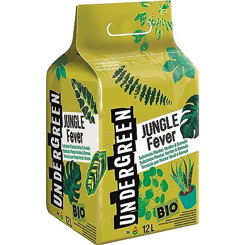 Undergreen Jungle Fever Terriccio per Piante Verdi e Bonsai,