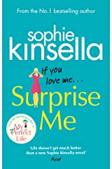 Surprise Me: The Sunday Times Number One bestseller Kindle Edition
