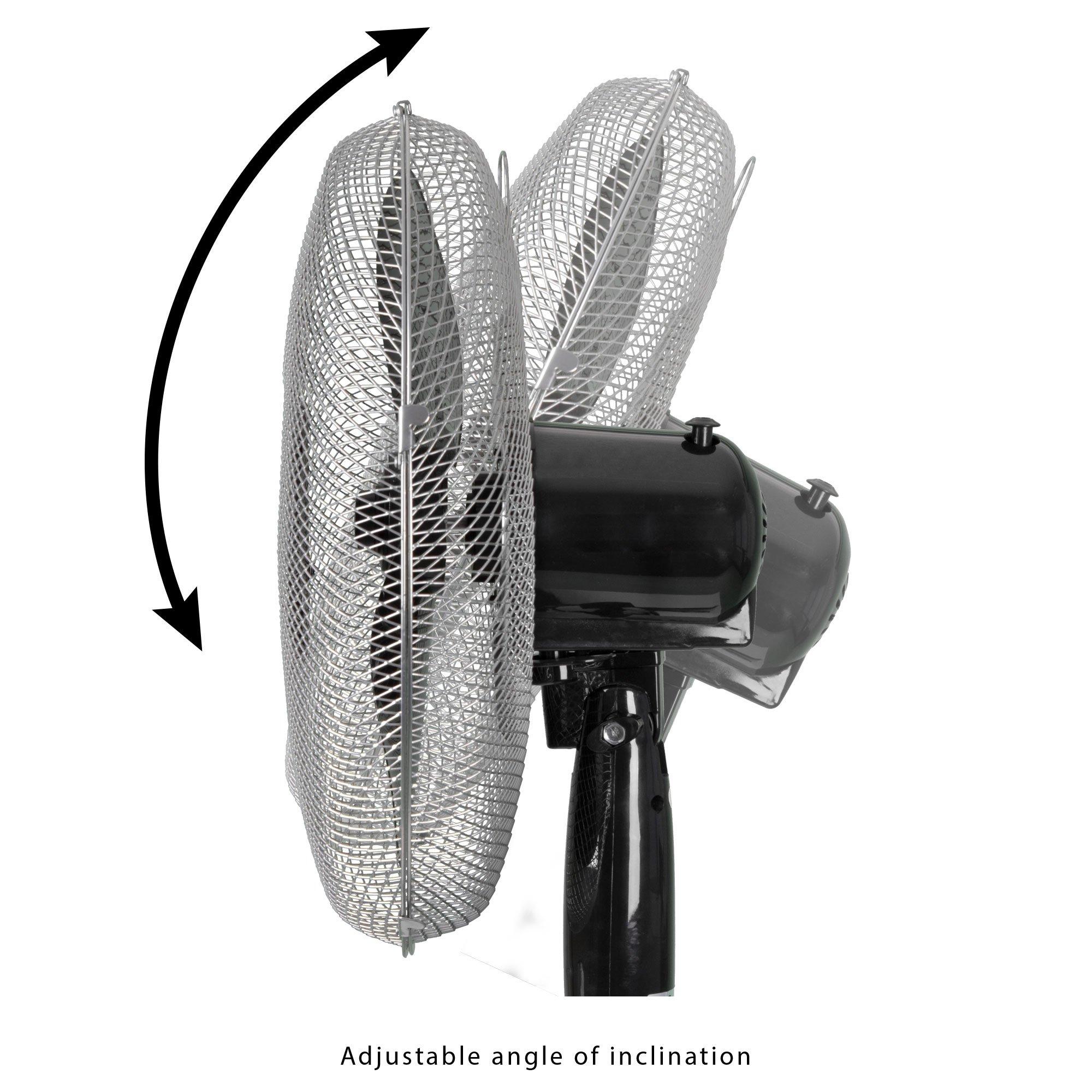 AEG Standventilator mit Fernbedienung VL 5668 S