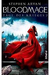 Bloodmage: Tage des Krieges 2 (German Edition) Kindle Edition