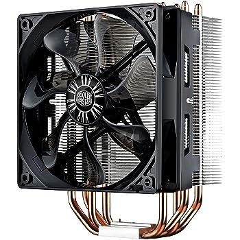 Cooler Master Hyper 212 EVO Processeur Refroidisseur - Ventilateurs, refoidisseurs et radiateurs (Processeur, Refroidisseur, Prise AM2, Prise AM2+, Prise AM3, Socket AM3+, 12 cm, 36 dB, Intel: Core i7 Extreme / Core i7 / Core i5 / Core i3 / Core2 Extreme / Core2 Quad / Core2 Duo /...)