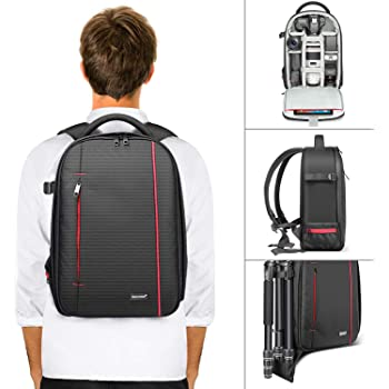 Neewer Professional Camera Case Backpack Bag-Waterproof