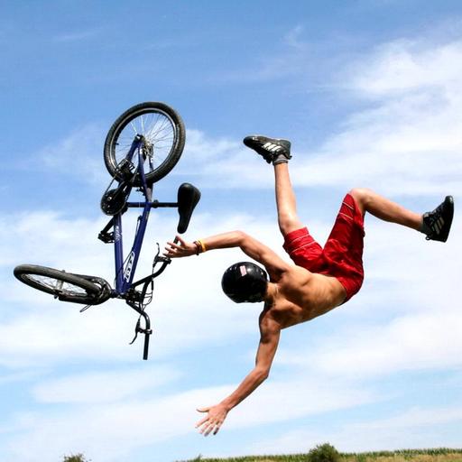 BMX boy: Freie Partie