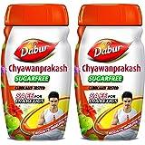 Dabur Chyawanprakash sugar free - 500 g & Dabur Chyawanprakash Sugar free - 900 g
