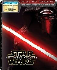 Star Wars: The Force Awakens - Steelbook