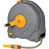 Hozelock Free Standing Fast Reel with 40m hose