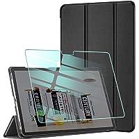 AROYI Custodia Cover Compatibile con Samsung Galaxy Tab A7 10.4 2020 con Vetro Temperato, Ultra Sottile Magnetica…