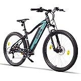 Fitifito MT27,5 Elektrofahrrad Mountainbike E-Bike 48V 499W Heckmotor, 48V 10.4Ah 499W Lithium-Ionen Akku