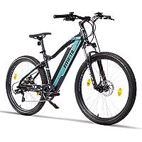 Fitifito MT27,5 Elektrofahrrad Mountainbike E-Bike 48V 250W Heckmotor, 48V 13Ah 624Wh Samsung Lithium-Ionen Akku