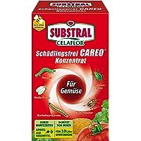 Celaflor Schädlingsfrei Careo Konzentrat Gemüse, Vollsystemisches Mittel mit schneller und breiter Wirkung gegen…