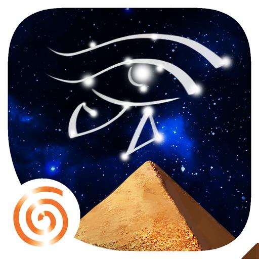 Wimmelbildspiel: Das goldene Amulett des Pharao