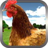 Crazy Chicken Simulator 3D