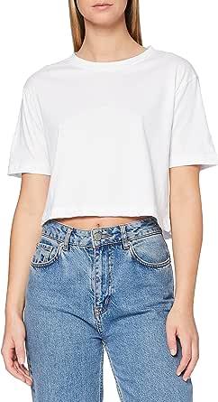 Urban Classics Ladies Short Oversized Tee Maglietta (Pacco da 2) Donna