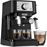 DeLonghi EC260 Coffee Maker, 1100 Watts - Black