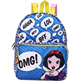Disney Polyester 33 cms Multi School Backpack (MBE-WDP1399)