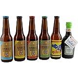 """""""AMURUSA"""" kit da degustazione 6 bottiglie da 330 ML"""