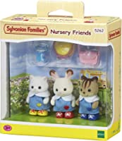 Sylvanian Families 5262 Nursery Friends, Multicolor