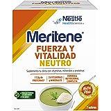 Meritene® FUERZA Y VITALIDAD - Suplementa tu nutrición y refuerza tu sistema inmune con vitaminas, minerales y proteínas - SA