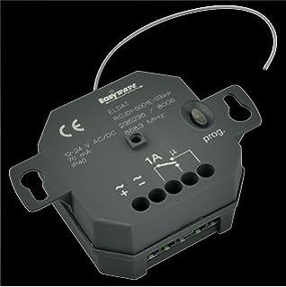 Mehrfarbig Easywave RT345005E0101 Handsender RT34 5-Kanal 5xein//aus wei/ß gl/änzend