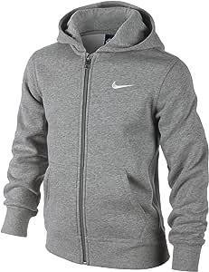 Nike - Young Athletes 76 - Brushed Sweat-shirt à capuche zippé - Mixte Enfant