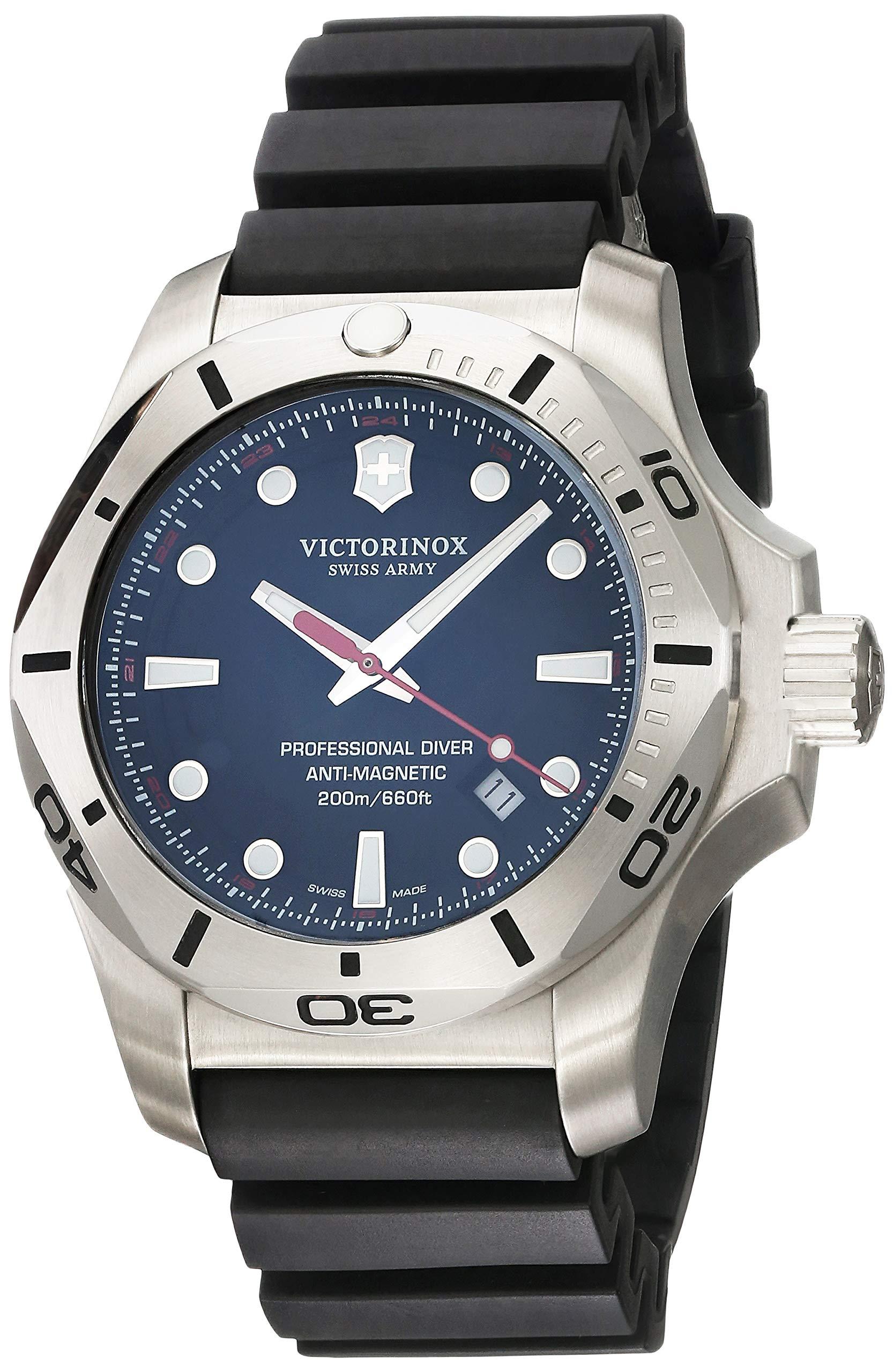 Victorinox Swiss Army Unisex Analogue Quartz Watch 241733