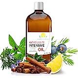 Olio Intensivo Anti cellulite Dimagrante 100% Naturale con Oli essenziali di limone, rosmarino, cannella, basilico e ginepro