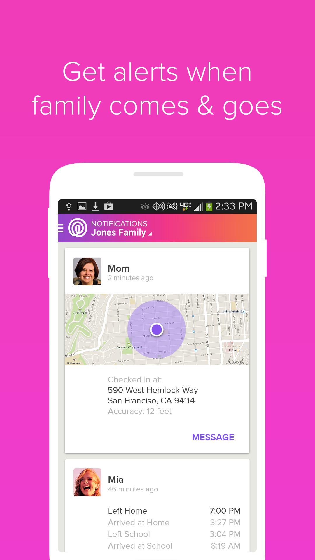 5 Free Family Locator Apps