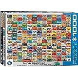 Eurographics 6000-0783 Puzzle 1000