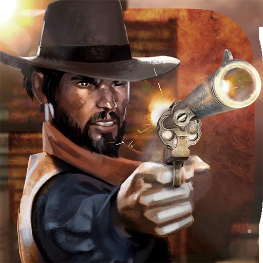 Bounty Hunt : Western Duel (Six-guns Spiel)