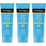 Neutrogena Hydro Boost Water Gel Non-Greasy Moisturizing Sunscreen Lotion with Broad Spectrum SPF