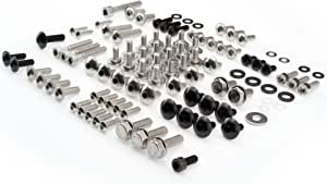 Aprilia Rs4 50 125 Schraubensatz Verkleidung Verkleidungsschrauben Ab Baujahr 2011 Set Schrauben 103 Bauteile Auto