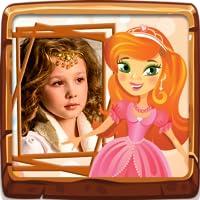 Kleine Prinzessin Fotorahmen