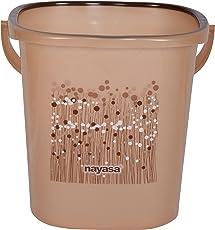 Nayasa Funk Plastic Bucket (25 Litres)
