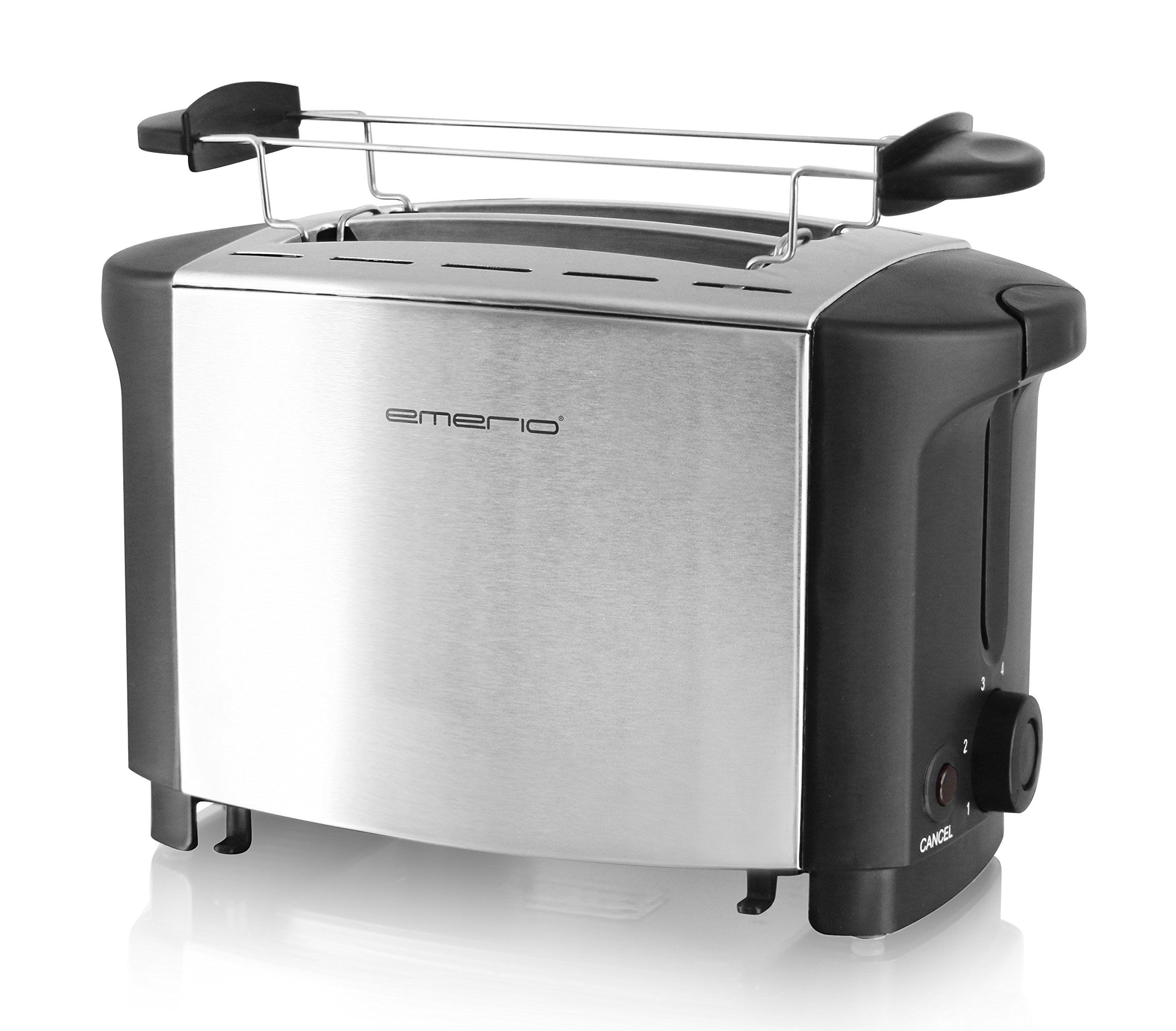 Emerio-TO-1082751-Toaster-Edelstahl-Schwarz