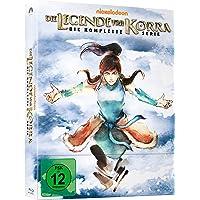 Die Legende von Korra - Die komplette Serie - Limited BookBox [Blu-ray]