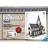 Church Model Making Kit by The CityBuilder 1:43 Scale (7mm) O Gauge