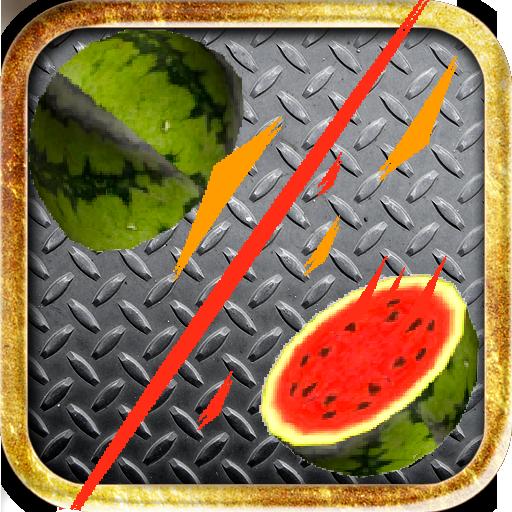 geschnittenes Obst Master - Slice Früchte Smasher