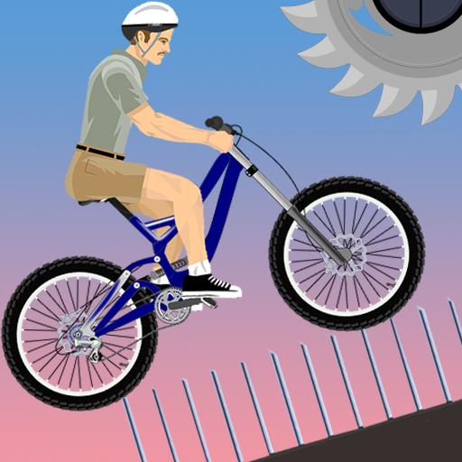 Happy Rider on Wheels