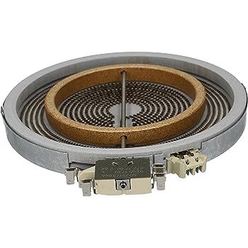 Zweikreis-Hilight Strahlheizkörper Bosch Siemens Neff 356260 00356260