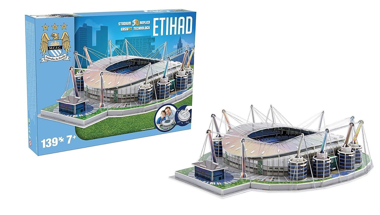 Preferenza Giochi Preziosi - Nanostad Puzzle 3D, Stadio Olimpico Lazio  DB57