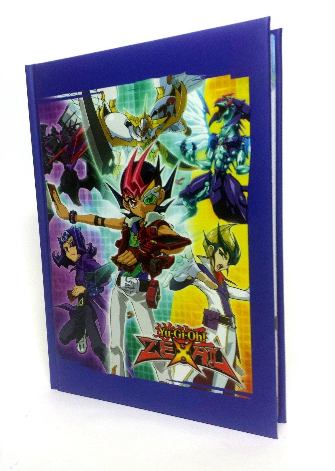 Diario Standard 10M Blu Yu Gi Oh