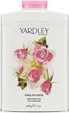 Yardley Englisch Rose Talkum, 200 g