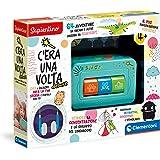 Clementoni - 17435 - Sapientino - C'era Una Volta Deluxe, racconta storie per bambini 4 anni interattivo, storyteller, gioco
