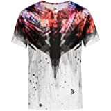 Blowhammer T-Shirt Uomo - Crow Tee