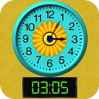 Clock Time Teacher for Kids