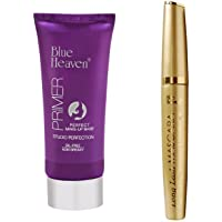 Blue Heaven Perfection Primer and Long Lash Mascara Combo