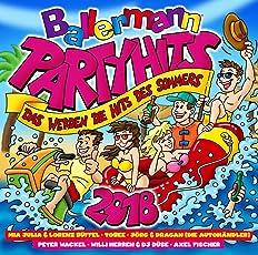 Ballermann Partyhits - das werden die Hits des Sommers 2018